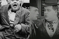 Fatty Arbuckle and Buster Keaton - The Roots of Comedy Film